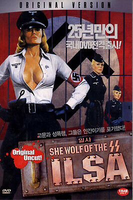 Ilsa: She Wolf of the SS / Don Edmonds, Dyanne Thorne, Gregory Knoph, 1975 /