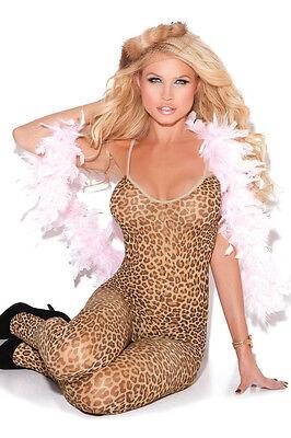 Body Teddy leo 32 34 36 38 XS S M (Leopard Catsuit)