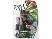 Star Wars - Darth Maul - Hasbro Movie Heroes - 9.5cm Action Figure