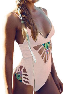 Bikini-Set Bademode Badeanzug Strand Urlaub Größe XXL = 44 Mehrfarbig NEU #30
