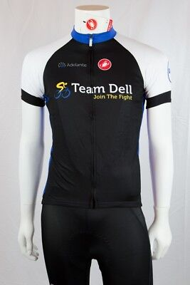 ecf4073b0 Castelli Team Cycling Jersey - Team Dell LIVESTRONG - Mens   Womens -New W   Tags