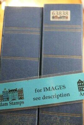 Uruguay huge collection / stock in 2 big stockbooks - TOP