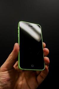 iPhone 5C  Unlocked 8 GB, 30 day warranty + lifetime blacklist guarantee – Orchard