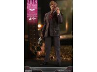 """Two-Face Harvey """"Apollo"""" dent Head Sculpt Model 1//6 Scale Fit 12/'/' Action Figure"""