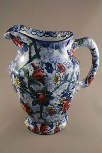 FANTASTIC-MALING-WARE-RINGTONS-LTD-CHINTZ-MILK-JUG-PERFECT