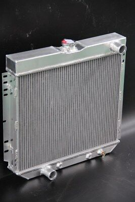 ALL ALUMINUM RADIATOR FIT 1963  69 FORD Cars FALCON l650L V8 3 ROWS3 CORES