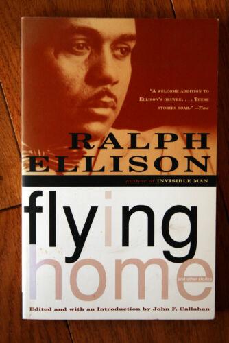Flying Home - Ralph Ellison 1997 Vintage International Paperback Black Americana