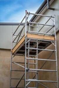Cheapest Hire of Mobile Aluminium Scaffolds in Perth Marangaroo Wanneroo Area Preview