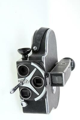 Bolex 16mm Non Reflex Movie Camera - $112.50
