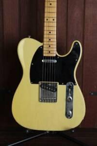 Fender Japan 70s Reissue Telecaster Blonde Pre-Owned