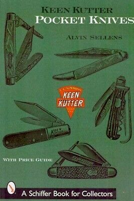 Keen Kutter Pocket Knives by Alvin Sellens, New! Free Shipping!