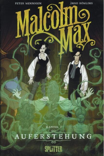 Malcolm Max 2, Splitter