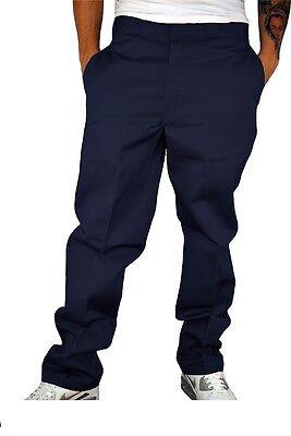 Dickies Navy Pant (Dickies O Dog 874 Work Pant Stoffhose Chino Work Pant 44x32 dark navy)
