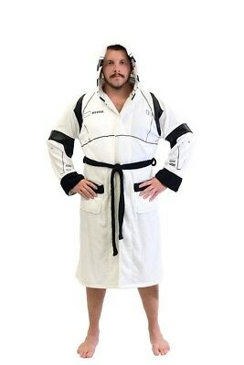 Star Wars Bathrobe (Star Wars Stormtrooper Costume)
