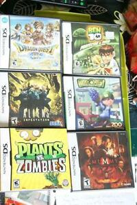 DS games $7.00 each!  New price $5.