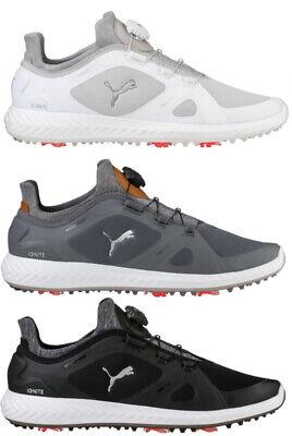 Puma Ignite PWRADAPT Disc Golf Shoes Men's New 190582 - Choose Color & Size