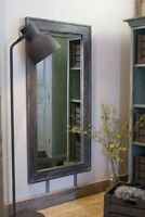 Reclaimed Wood Mirror $495 Choice of Finishes & more! By LIKEN