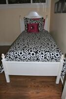 Ethan Allen Cottage Collection Twin Bedroom Set