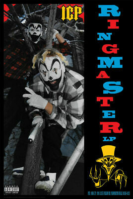 INSANE CLOWN POSSE - RINGMASTER POSTER - 24x36 - MUSIC 9251