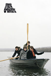 Arctic Monkeys Boat Maxi Poster Print 61x91.5cm | 24x36 inches Indie Music Print