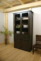 Reclaimed Wood Tall Hutch $2595, choice of colours & more! LIKEN