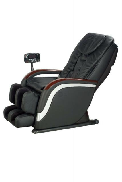 BestMassage Full Body Shiatsu Electric Massage Chair Recliner Chair EC12  sc 1 st  eBay : recliner bed chair - islam-shia.org