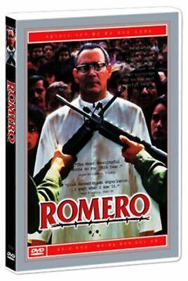 Romero (NTSC All Region DVD) 1989 Raul Julia, Richard Jordan, Ana Alicia