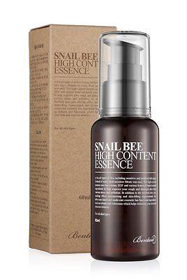 [Benton] New Snail Bee High Content Essence 60ml Made in Korea