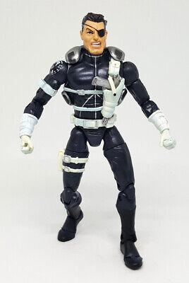 ToyBiz Marvel Legends NICK FURY Figure 2003 Series 5 Avengers