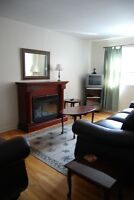 LACHINE WATERFRONT FURNISHED 4 1/2*FIREPLACE*WiFi*UTILITIES*FLEX