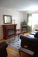 LACHINE WATERFRONT FURNISHED 4 1/2*FIREPLACE*WiFi* FLEX TERMS