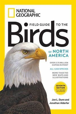 National Geographic Field Guide to the Birds of North America, 7th Edition (Pape
