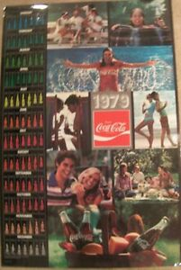 Coca-Cola Calendars Kitchener / Waterloo Kitchener Area image 1
