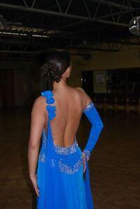 Ballroom Standard Comptetitive Dress Gatineau Ottawa / Gatineau Area image 2