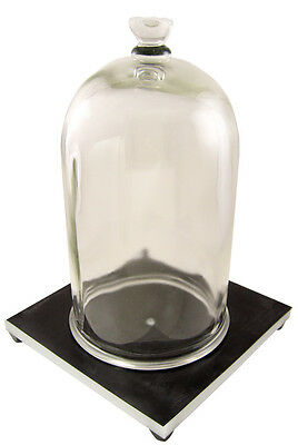 Nc-12892 Bell Jar And Vacuum Plate Combo 1 Gal. Free Shipping Lower 48 States