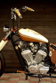Honda one-Off Custom bobber 600CC