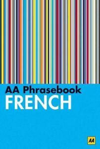 AA Phrasebook French (2013, Taschenbuch)