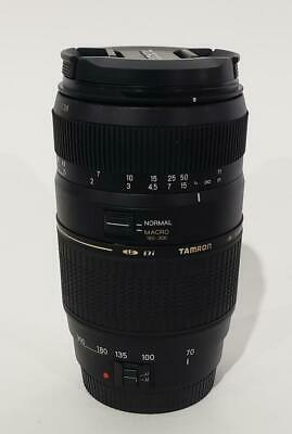 Tamron Auto Focus 70-300mm f/4.0-5.6 Di LD Macro Zoom Lens for Canon Digital S..