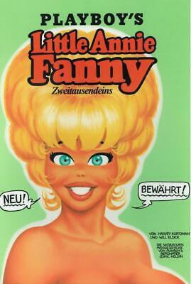 ie Fanny Zweitausendeins (50er Jahre Playboy)