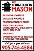 Need some masonry done?