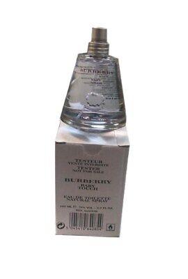 Burberry BABY TOUCH 3.3 oz EDT eau de toilette Women's Spray Perfume NEW 3.4 Burberry Spray Eau De Toilette
