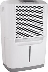 FRIGIDAIRE PREMIUM QUALITY 50 PINT DEHUMIDIFIERS - FIX THAT DAMP BASEMENT - AMAZING SURPLUS PRICES !!