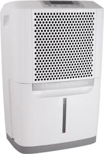 FIX THAT DAMP BASEMENT -- FRIGIDAIRE 50 PINT PREMIUM QUALITY DEHUMIDIFIER -- AMAZING SURPLUS PRICES!!