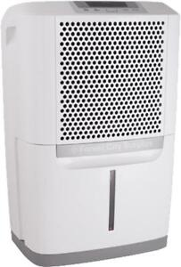 FIX THAT DAMP BASEMENT -- FRIGIDAIRE 70 PINT PREMIUM QUALITY DEHUMIDIFIER -- AMAZING SURPLUS PRICES!!
