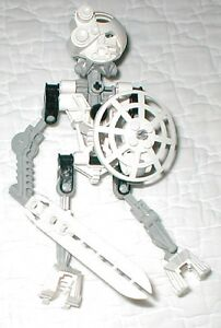 BIONICLE 8536 KOPAKA TOA OF ICE complete figure FREE SHIPPING