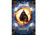 Doctor Strange Blu-ray Disc (like new, in case)