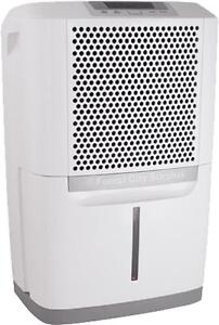 FIX THAT DAMP BASEMENT - QUALITY FRIGIDAIRE 70 PINT DEHUMIDIFIERS - USA BIG BOX SURPLUS PRICES!!!