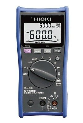 Hioki Digital Multi Meter Dt4255 Made In Japan