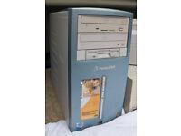 Packard Bell Pentium 4 1.5 GHz Tower Desktop Computer