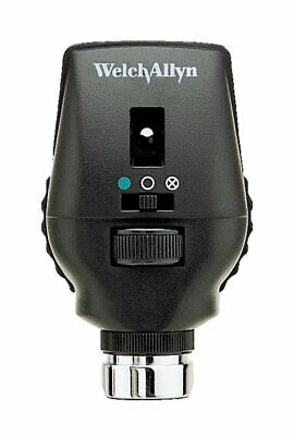 Welch Allyn 3.5v Coaxial Halogen Hpx Ophthalmoscope Head Only Part No 11720